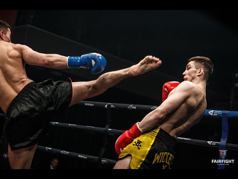 Решение судей | Владимир Кузьмин, Россия Vs Азамат Мусин, Россия | Fair Fight XI