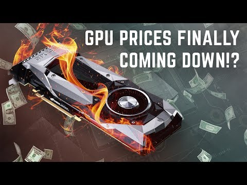Graphics Cards For MSRP Again?