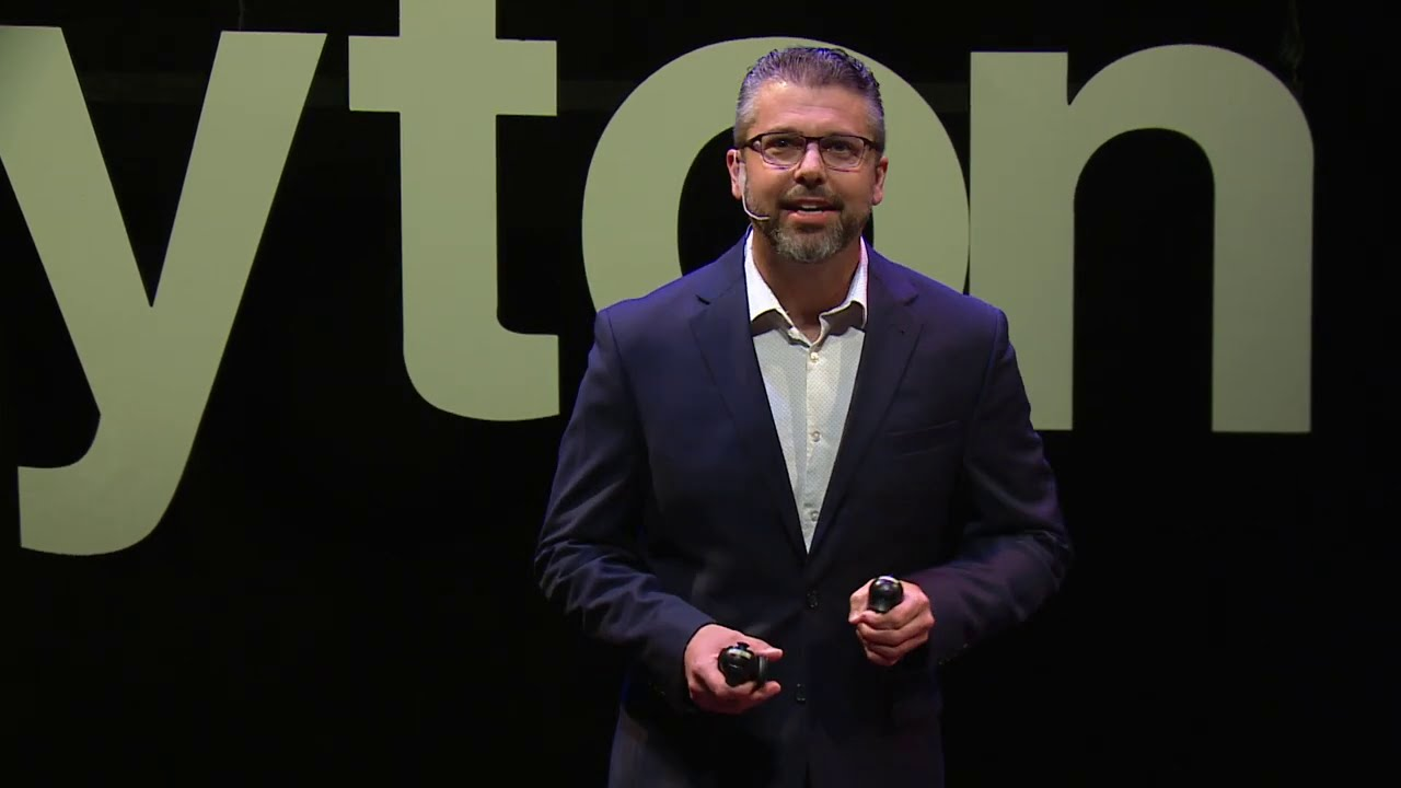 Former CHS IT Director gives TED Talk