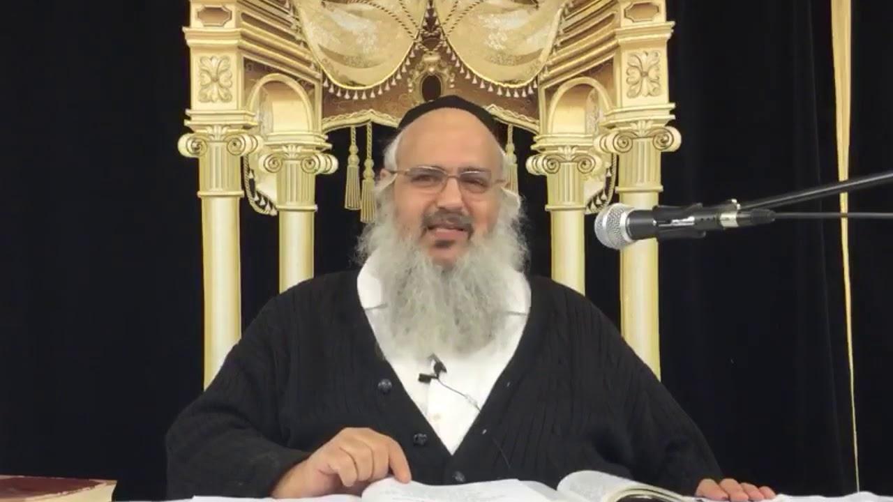 """פרשת ויקהל תשע""""ט - הרב שלמה לוינשטיין שליט""""א"""