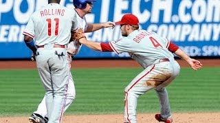 Baseball Triple Plays