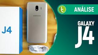 Galaxy J4 é um smartphone para quem quer o básico e nada mais | Review / Análise