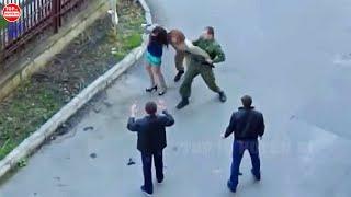 Những Anh Hùng Cứu Người Thoát Chết Trong Gang Tấc Được Camera Ghi Lại Ngoài Đời Thực