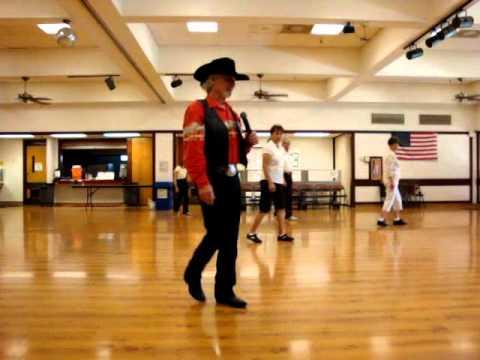 Dizzy Line Dance Walkthrough