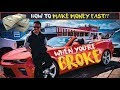 How To Make Money When You're Completely Broke | You CANNOT FAIL If You Do This!