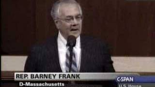 Update: Barney Frank Clip on Daily Show Last night
