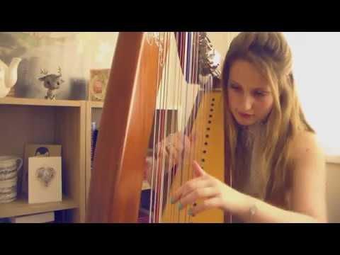 Harry Styles - Sign of the Times (Harp Cover)