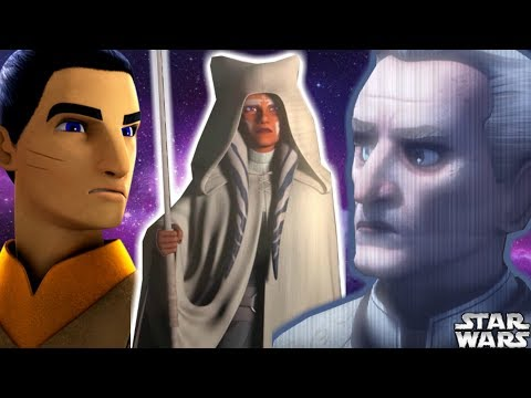 REBELS SERIES FINALE EXPLAINED - What Happened to Ezra and Thrawn?
