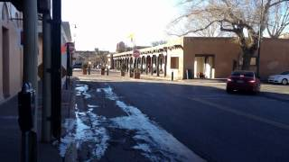 Tour of Downtown Santa Fe (Santa Fe, New Mexico)