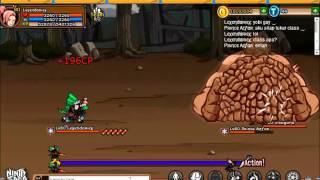 ninja saga lєχєηdαяιєχ vs pяιηcє azƒαя