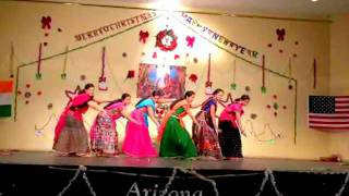 Chandu Thottile dance
