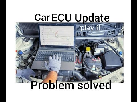 ECU/ ECM Programming, software updated problems solutions for kwid & other cars engine control unit