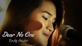Dear No One - Tori Kelly - Cover - Endy Asidor