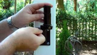 Veranda Vinyl Gate Hinge