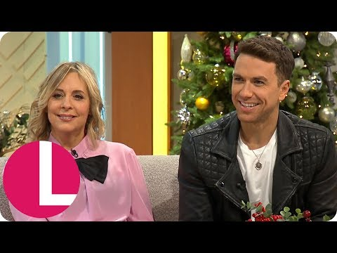 Mel Giedroyc and Richard Fleeshman Talk Their West End Show 'Company' | Lorraine