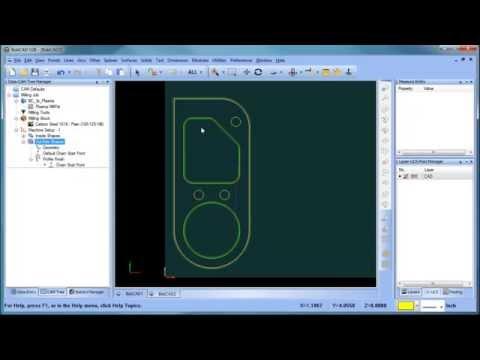 how to use plasmacam software