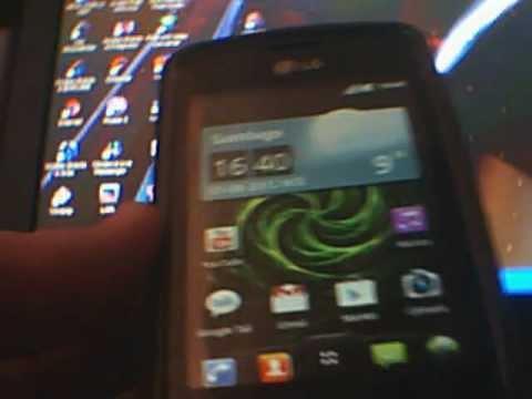 Obtener acceso root en un LG Optimus One (Unlock Root)
