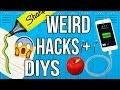 Weird Back To School HACKS & DIYS Tested!