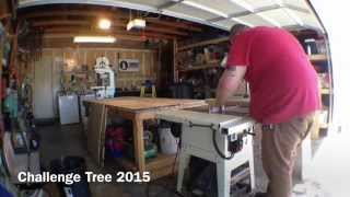 Punisher Table - Challenge Tree 2015 Entry