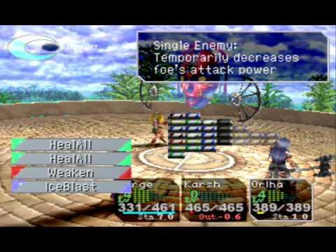Let's Play Chrono Cross - part 119 - The Dead Sea Ruins