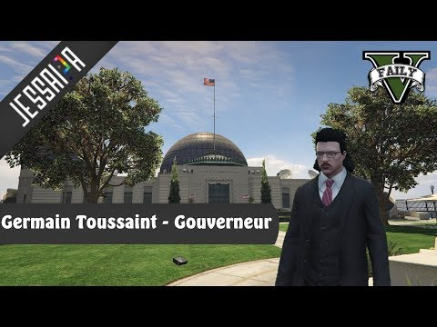 Germain Toussaint S02E01- Le grand jour