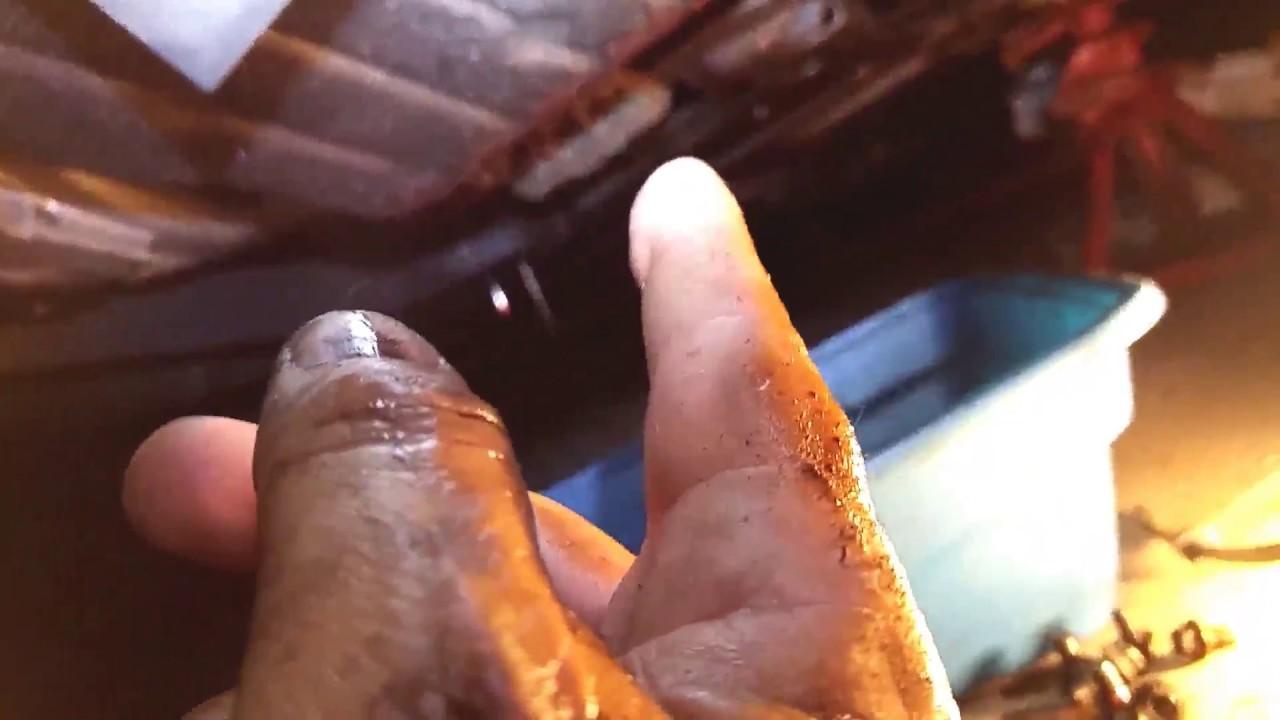 1999 Chrysler Sebring Transmission Oil Change And Flush