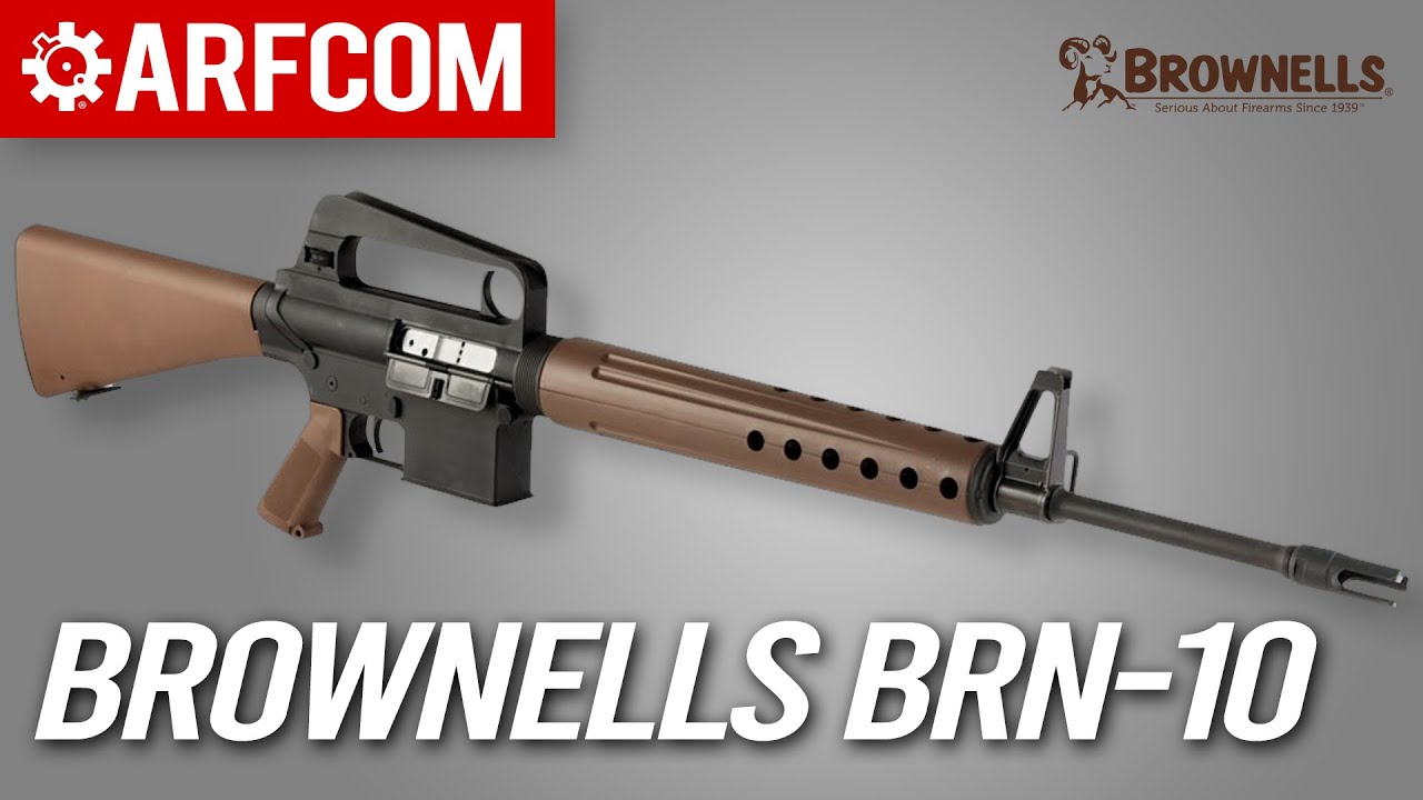 A Blast From the Past: Brownells BRN-10