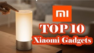 Top 10 Latest Xiaomi Gadgets On Aliexpress