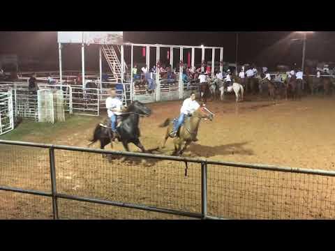 Country Boyz Rodeo 2018 Pony Express 3rd Race
