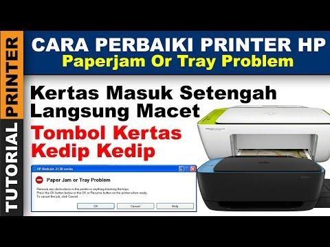 Mengatasi Printer Tidak Respon.