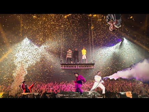 Полный концерт Хлеба Stadium live  18.11.2017 | Эльдар Джарахов | Yanix |  Дискотека Авария