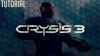 "Crysis 3 Walkthrough - ""Tutorial"" PC/PS3/XBOX"