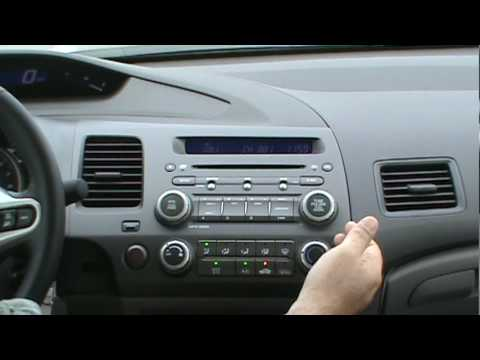 ipod aux in a 2010 honda civic mpg