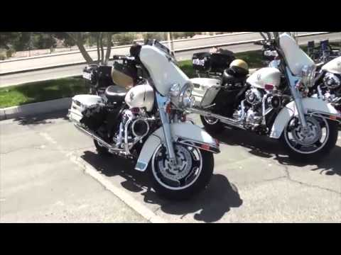 Police Motorcycle Competition & Training :Las Vegas Nevada