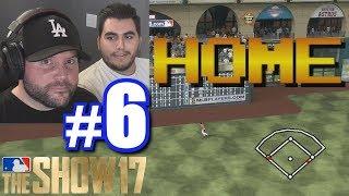 FUNNIEST RETRO MODE EVER! | MLB The Show 17 | Retro Mode #6
