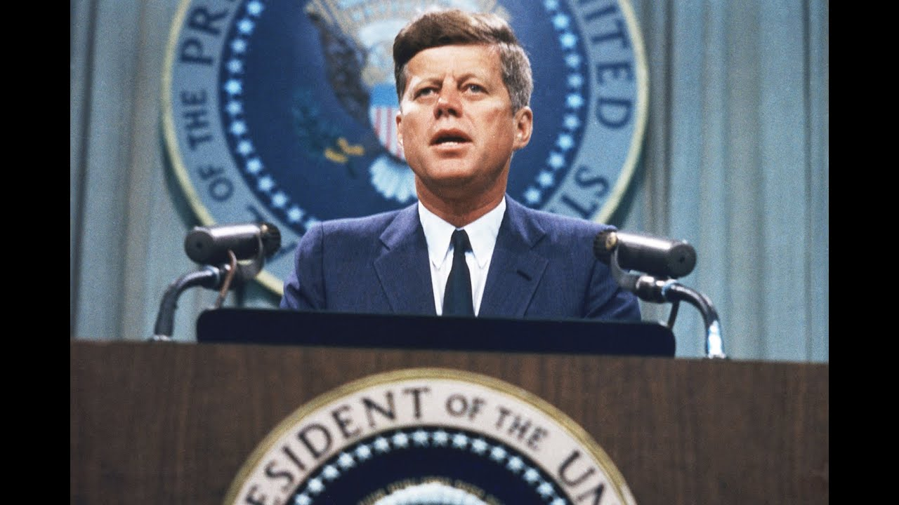 JFK's 20-Year-Old Mistress Details Her Alleged Affair with Former ...