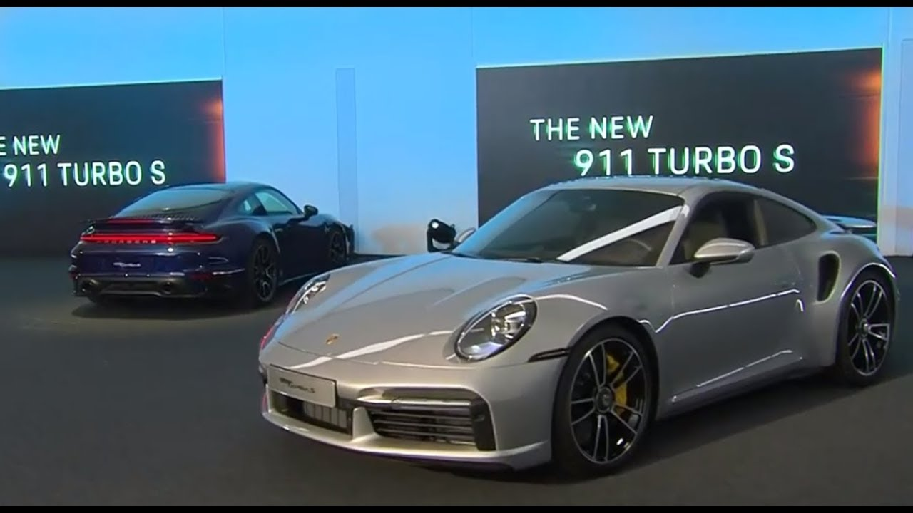 2021 Porsche 911 Turbo S Highlights And Features Explained Youtube