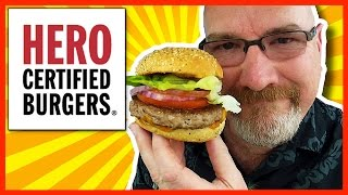 Hero Certified Burger Combo Review