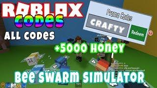Bee Swarm Simulator Promo Codes 2019 | Roblox