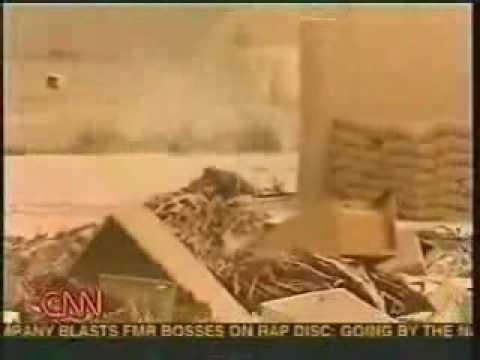 Marines execute an Iraqi