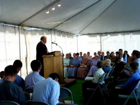 Amish Mennonite Tent Meeting - Revival