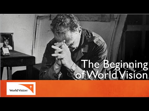 The Beginning of World Vision