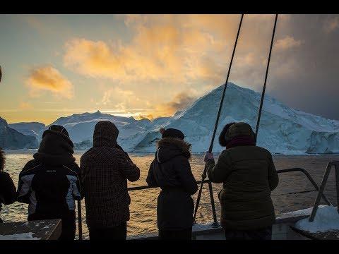 Ilulissat - West Greenland February 2018