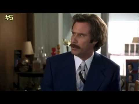 Anchorman: Top 10 Best Quotes
