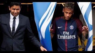 Neymar on money-motivated psg move: i'm sad people think that way