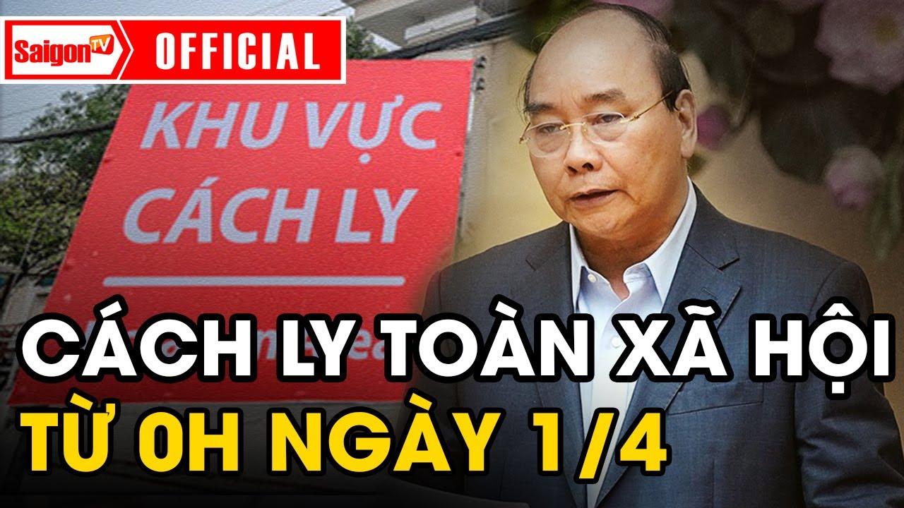 Tình hình COVID-19 mới nhất tại Việt Nam chiều nay ngày 31/3