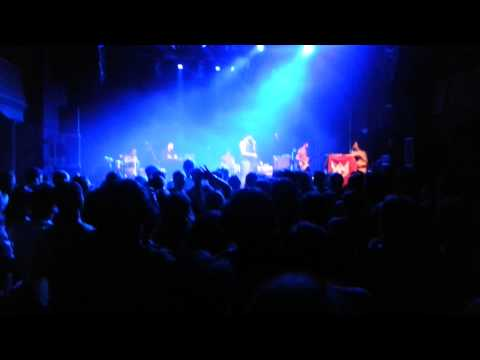 The Cat Empire - Harry Angus Scatting - Live in Zurich 17.12.2012