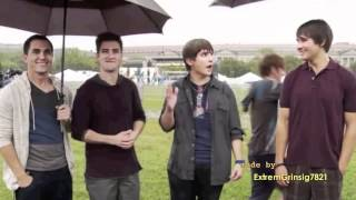 Big Time Rush - All Over Again Music Video