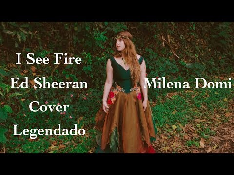 I See Fire - The Hobbit  (Cover by Milena Domi)