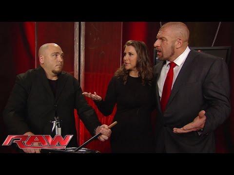 The Authority reveals John Cena's opponents: Raw, January 19, 2015